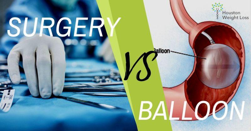 surgery vs balloon