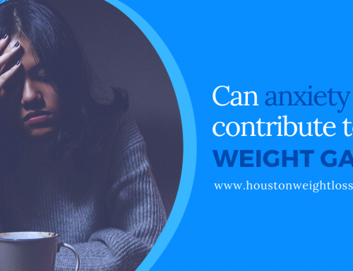 Can Anxiety Cause Weight Gain?