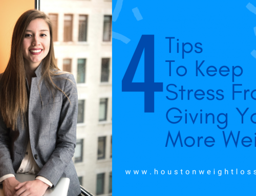 4 Tips To Keep Stress From Giving You More Weight