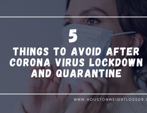 5 Things To Avoid After Lock down & Quarantine