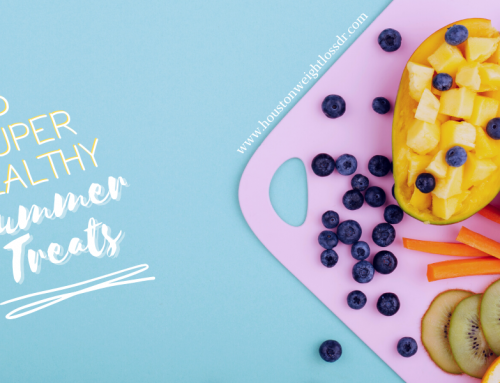 5 Summer Treats That Are Super Healthy For You!