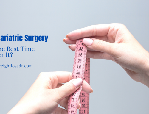 Revision Bariatric Surgery; When Is The Best Time To Consider It?