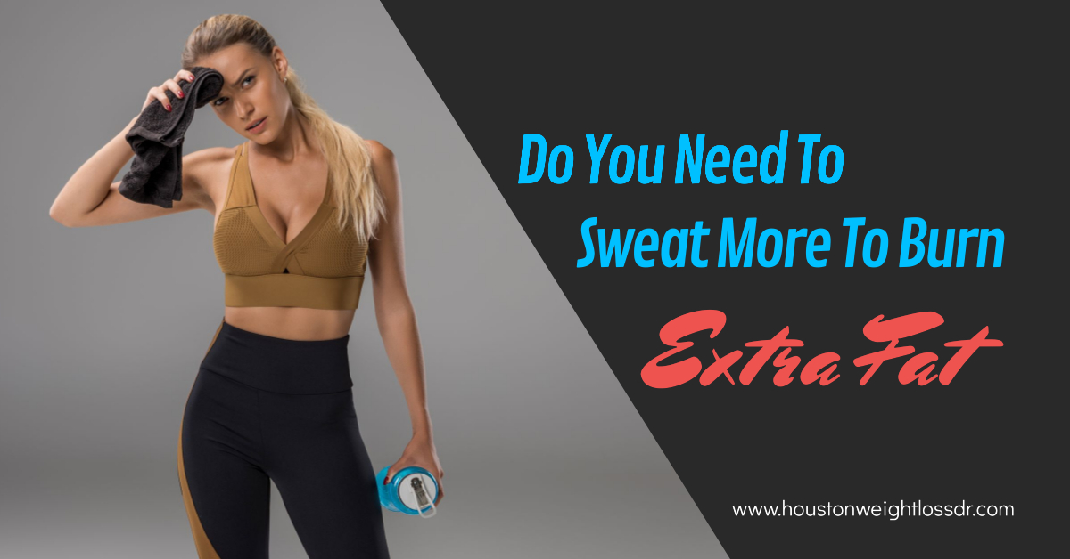 Does Sweating Burn Fat?