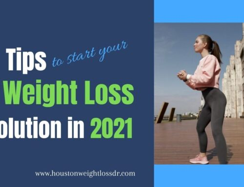 5 Tips To Start Your Weight Loss Resolution In 2021