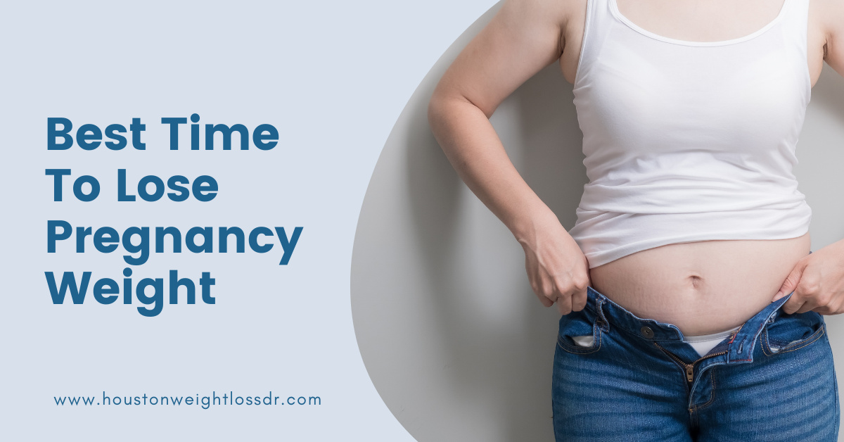 How to lose pregnancy weight
