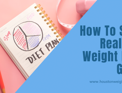 How To Set A Realistic Weight Loss Goal?