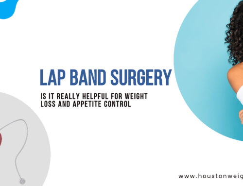 Lap Band Surgery; Is It Really Helpful For Weight Loss And Appetite Control?