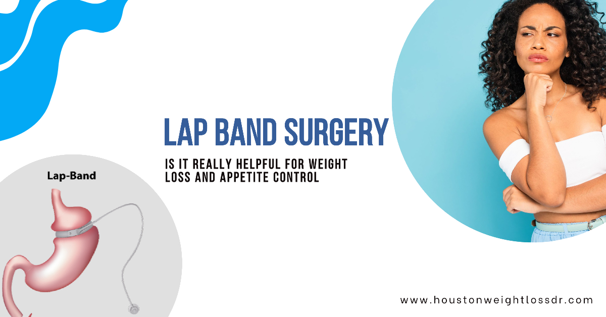 does lap banding surgery really work