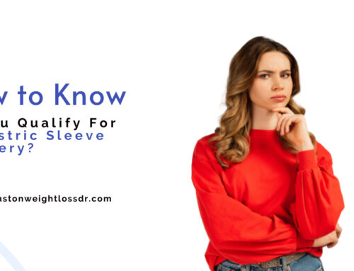 How To Know If You Qualify For A Gastric Sleeve Surgery?