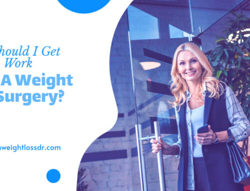 When Should I Get Back To Work After A Weight Loss Surgery?